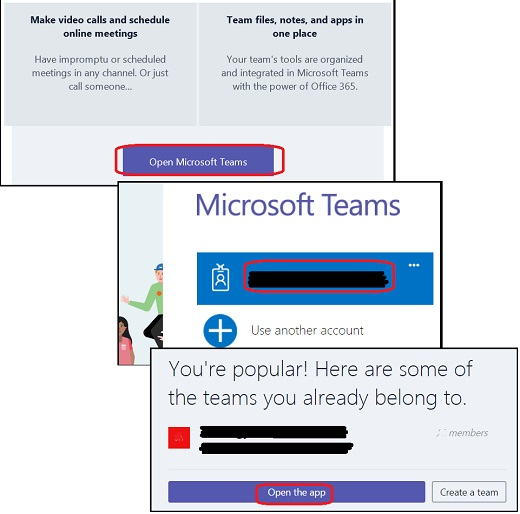 Join a Team in Microsoft Teams
